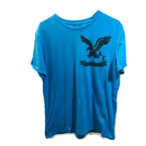 American Eagle Outfitters Shirts - American Eagle Blue T-Shirt